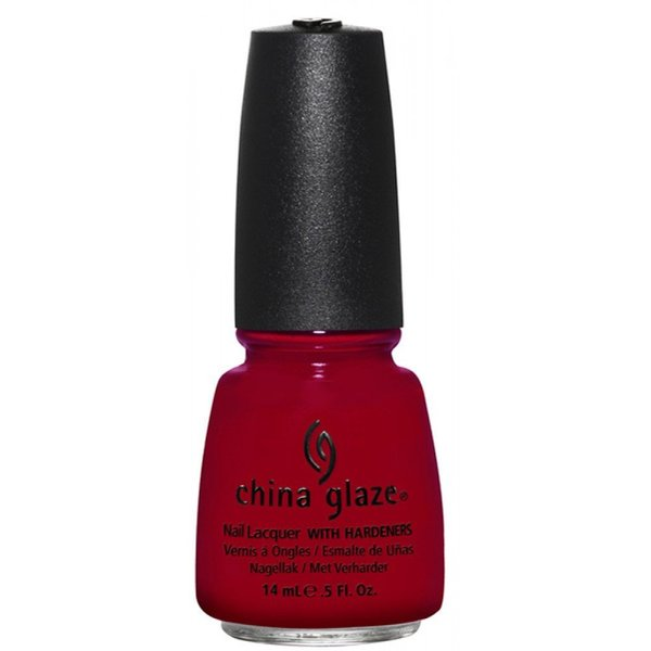 Adventure Red-Y, China Glaze
